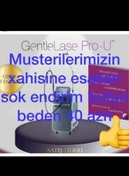 aparatı - Azərbaycan: Lazer epilyasiya son model aleksandrit lazer aparatı yüksək keyfiyyə