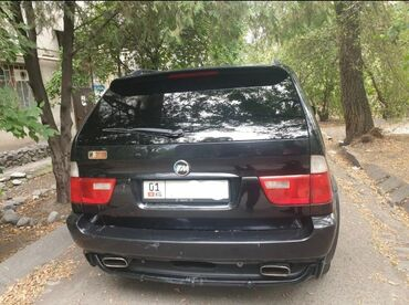 bmw x4 xdrive20d steptronic в Кыргызстан: BMW X5 4.6 л. 2002