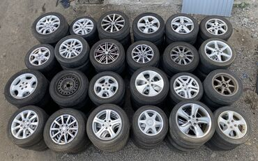 Диски и шины из Японии в широком ассортименте!!! R13-R-20 Рынок Дордо