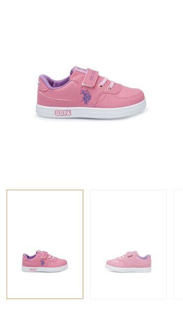 Продаю детские кроссовки US Polo, размеры 21-25