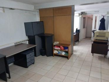 Сдаю офисное помещение. токтогула 181. /турусбекова. цокольный этаж в Бишкек