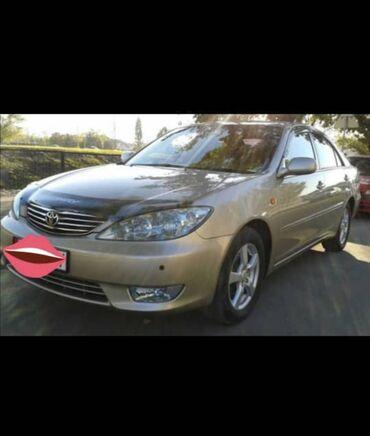 Автомобили в Душанбе: Toyota Camry 2.4 л. 2005 | 180 км