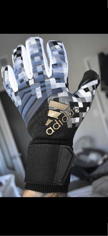 Orginal Adidas gloves.Her olcusu movcuddur. Wp в Sumqayıt
