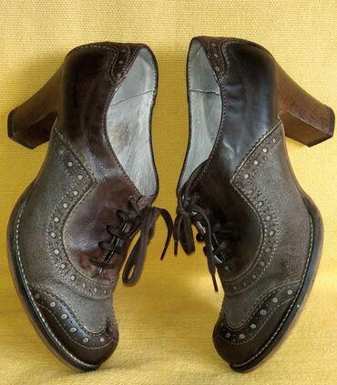 494 oglasa | ŽENSKA OBUĆA: Mjus - italijanske kozne cipele 38Skupocene italijanske cipele