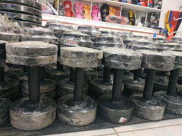 6х6 кг заводские цены в спортивном магазине SPORTWORLDKG Большой