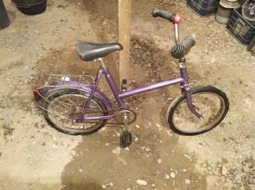 Велосипед детский продаю от 6 до 10 лет бу из Германии в Бишкек