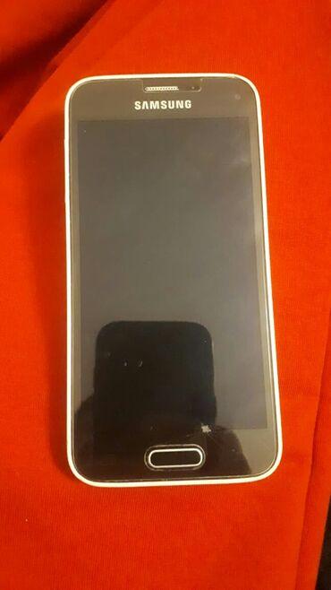 Samsung galaxy s4 mini - Азербайджан: Б/у Samsung Galaxy S5 Mini 16 ГБ Черный