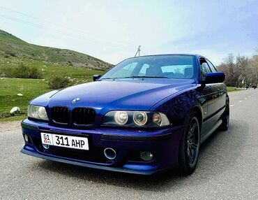 BMW 5 series 3 л. 2001 | 30000 км