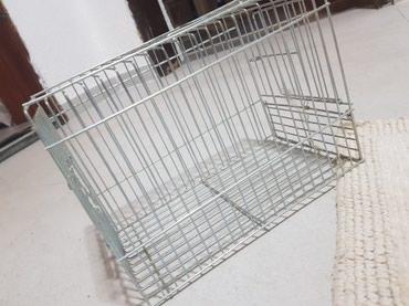 Kavez za glodare koji se sastoji iz 3 dela i lako se moze odrzavati.Uz - Borca