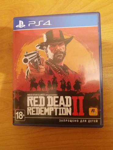 Продаю Red Dead Redemption II в Бишкек
