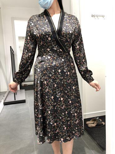 женское платье 56 размера в Кыргызстан: Очень красивое платье,размер S,новое!!