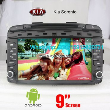 Kia Sorento radio GPS android 2015 2016 in Kathmandu
