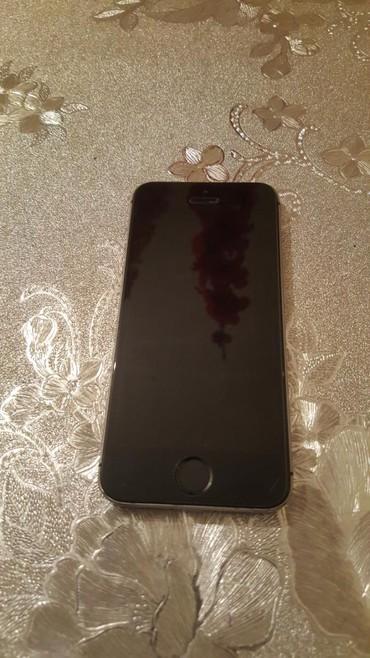 Sumqayıt şəhərində Iphone 5s barmag izi isleyir yaxsi veziyetdedi.barter var