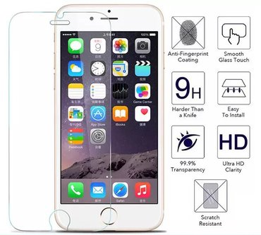 Zaštitno staklo za apple iphone 4s - Crvenka