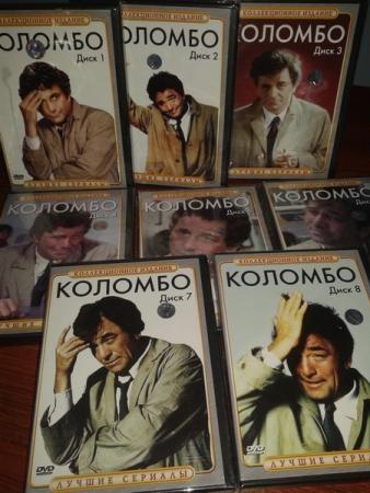 Bakı şəhərində Коломбо - Полная Коллекция! Около 16 DVD дисков!