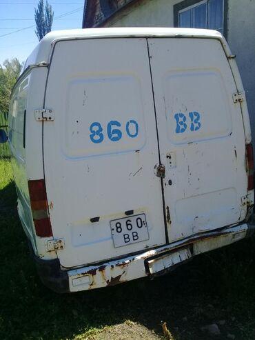 в Кызыл-Суу: Продаю газель в неробочем состояние
