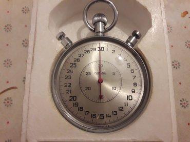 часы слава ссср в Кыргызстан: Продаю спортивный секундамер (ссср) Слава