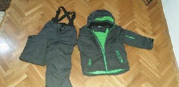 Ostala dečija odeća | Novi Pazar: Decije ski odelo velicina 122-128 ocuvano bez ostecenja 100%