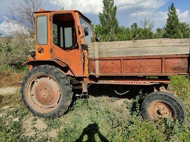 Транспорт - Покровка: Трактор Сатылат Т-16 абалы жакшы на ходу тракторлор Таласта