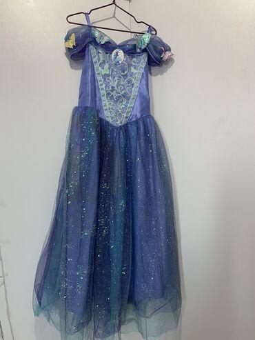 Тематическое платья. Для настоящих принцесс платья 5-7 лет