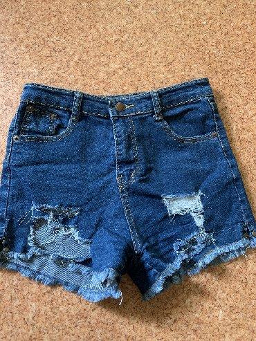 черные шорты в Кыргызстан: Женские шорты Jass Jeans M