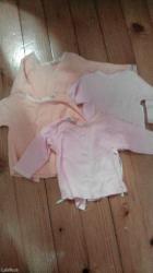 Benkice za bebe sva 4kom.=500din. roze i narandzasti - Pancevo