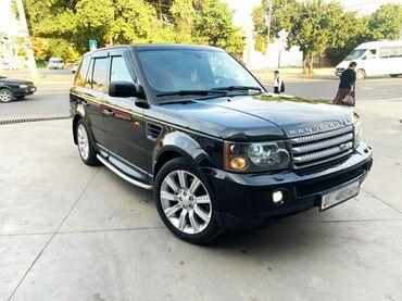 обмен авто на недвижимость in Кыргызстан | ПРОДАЖА УЧАСТКОВ: Land Rover Range Rover Sport 3.6 л. 2008 | 215388 км