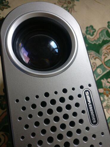 ПРОДАЮ ПРОЕКТОР!Led проектор SimpleBeamer GP90В комплект: Пульт