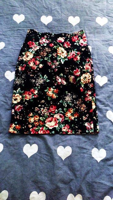новая юбка, завышенная талия, ткань тянется, плотная в Бишкек