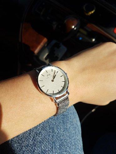 часы dw в Кыргызстан: Часы новые DW Ремешок на магните, очень удобный! (В бутиках