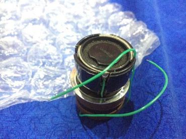 Shure pg58 kapsul original. luboi mikrofona gedir. luboi mikrofona в Bakı