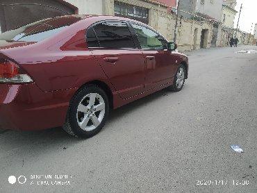 аренда хонда фит для такси в Азербайджан: Honda Civic 2008