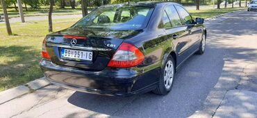 Prada torba je turskoj e - Srbija: Mercedes-Benz E 220 2007