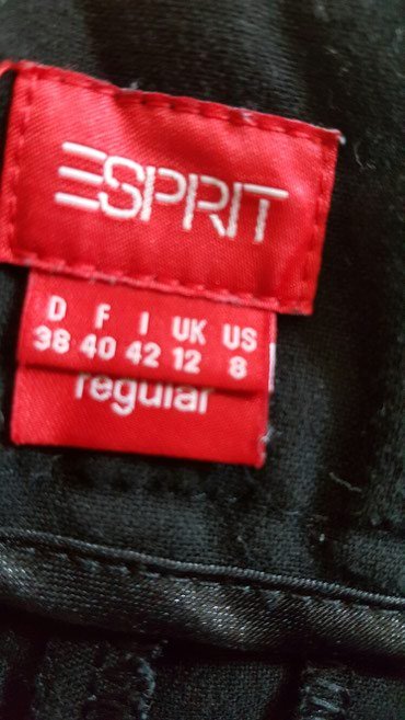 Esprit crne pantalone br.42 - Pozarevac