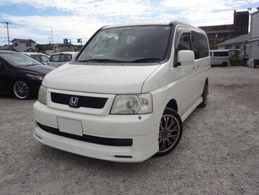 наклейки на авто надписи на заказ in Кыргызстан   АВТОЗАПЧАСТИ: Honda Stepwgn 2 л. 2004   76000 км