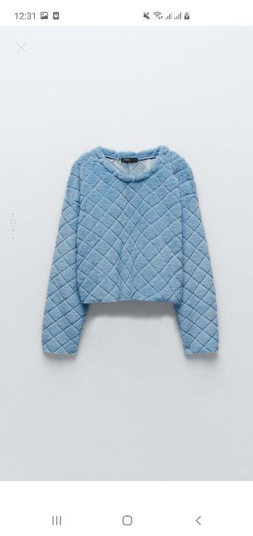 Carape sa prstima - Srbija: Zara duks nov sa etiketom S velicina