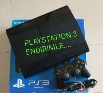 Bakı şəhərində Playstation 3 satiw.
