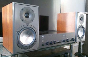 Продаю усилитель NAD 3150 и ас Canton GLE 402 в Кант