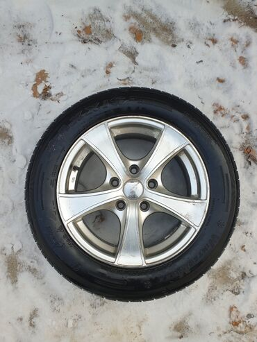 размер шин 18565 r15 в Кыргызстан: Honda/Toyota/R15/stepwgn/accord/зимние шины/диски