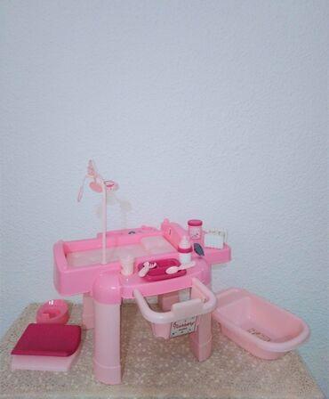 Barbie set - Crvenka: Fenomenalan set za igru