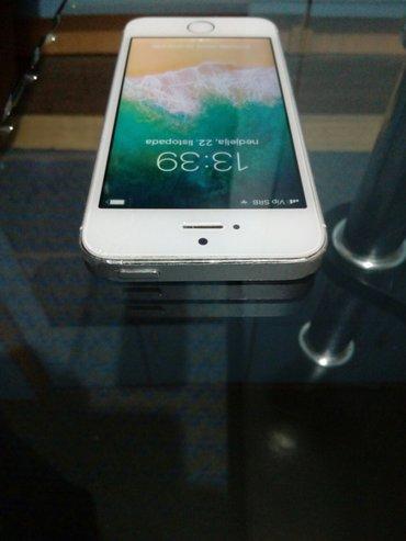 Iphone 5s... Radi na sve mreze, 16gb.. Uz njega ide punjac, maska sa e - Sabac