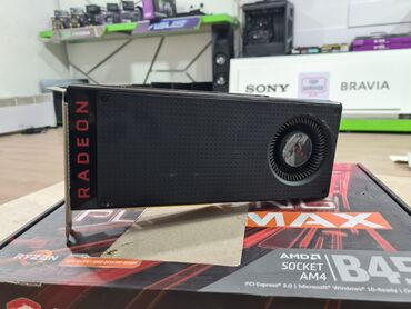 Продаю видеокарту AMD radeon RX480 4gb reference edition Ddr5 256bit