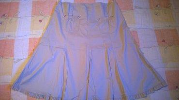 Ženska odeća   Lajkovac: Nova suknja vel.50 nije nosena