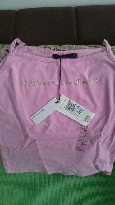 Calvin Klein original, ženska majica na bretele, veličina odgovara S - Belgrade