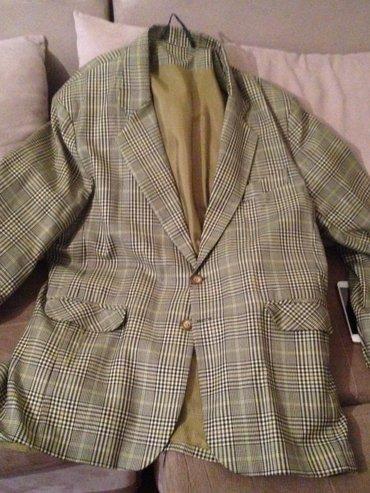 Пиджак 52 размер, на рост 175-78 500 сом в Бишкек