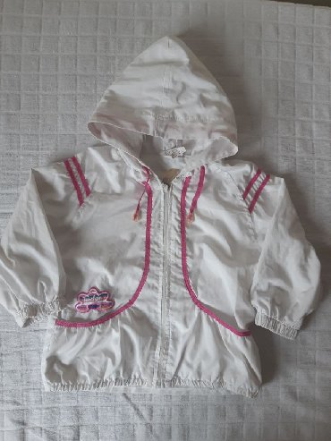 Garder-po - Srbija: Prolecna Todor jakna. Pise 80, ali moze i za vece dete. Merim po