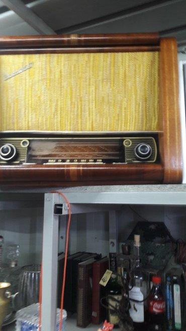 Продаю старые радиоприемники балтика в Бишкек