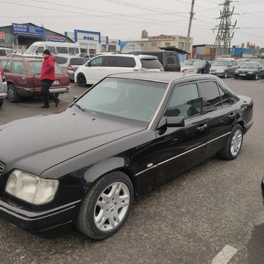 Mercedes-Benz W124 2.8 л. 1994 | 238000 км