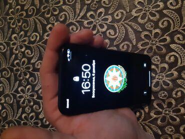 зарядка apple в Азербайджан: Б/У iPhone X 64 ГБ Черный