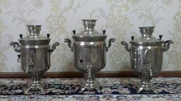 fejri-0-5 в Кыргызстан: Самавар советиские 5 литр и 8 литр  4500 . 5 литр  6000. 8 литр
